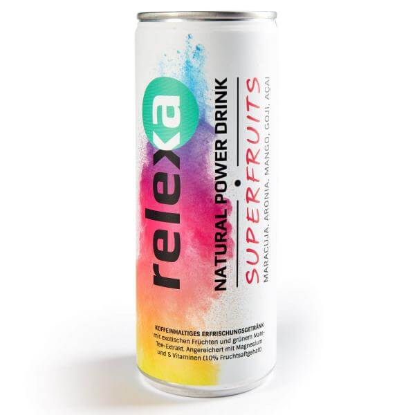 relexa Natural Power Drink
